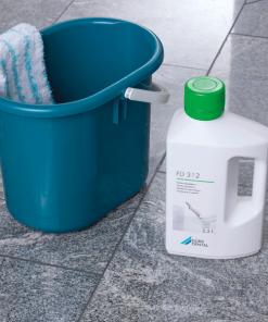 Hygiène des surfaces et des sols